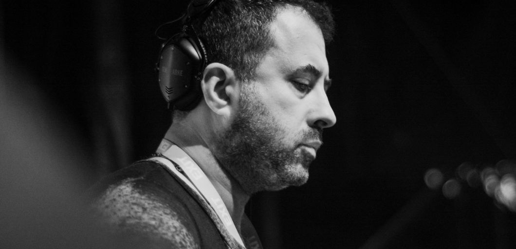 Dave Clarke returns to Manchester this Bank Holiday