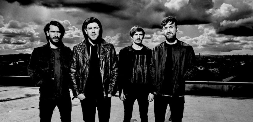 Twin Atlantic interview: Growing up, touring and identifying as emo