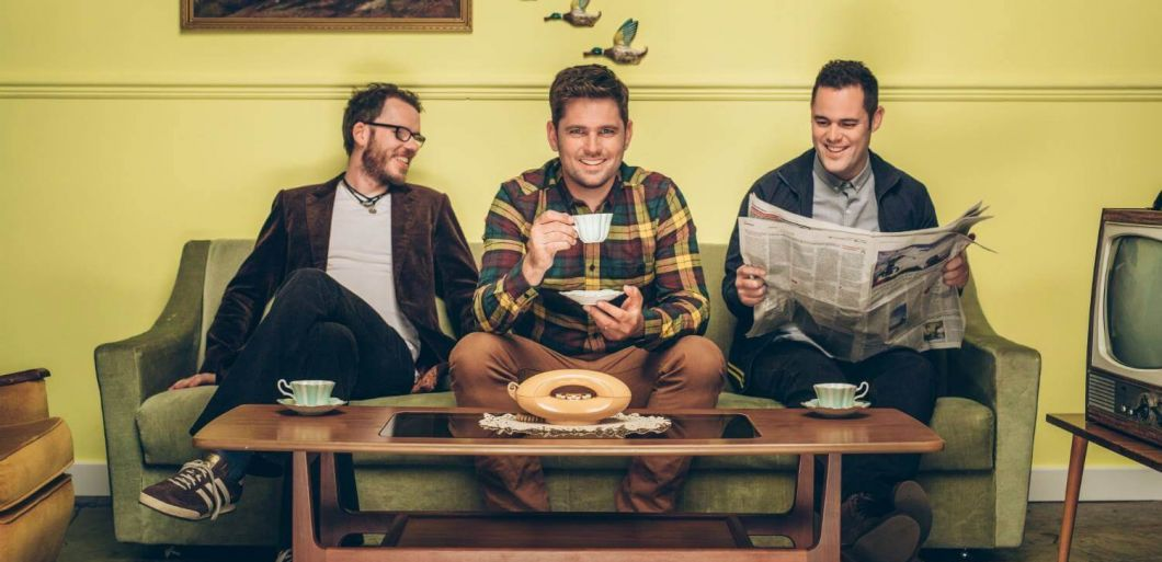 "Scouting For Girls interview: ""We never expected this"""