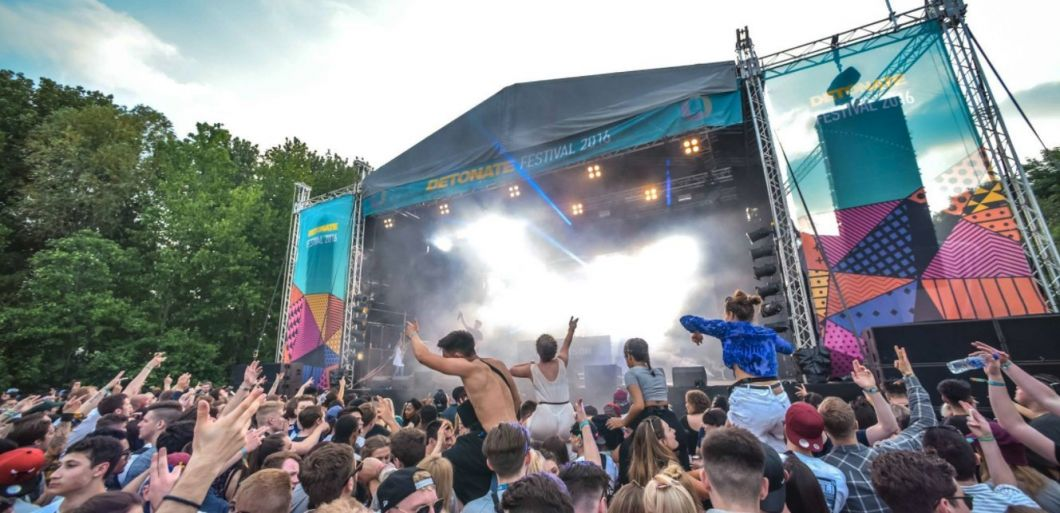 Five of The Best Acts at Detonate festival 2017