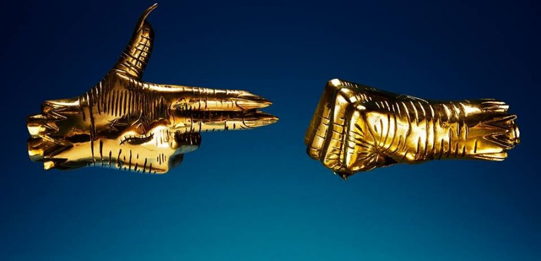 Run the Jewels Manchester - review of the band's classic 2014 show