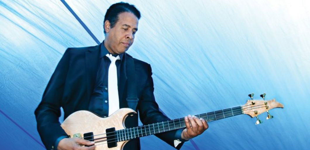 Jazz bass pioneer Stanley Clarke confirms UK tour