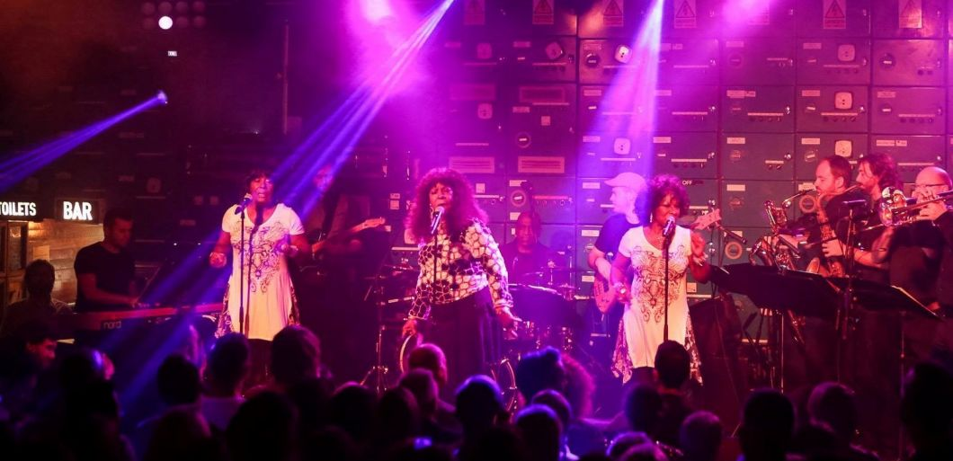 Martha Reeves & the Vandellas confirm UK tour