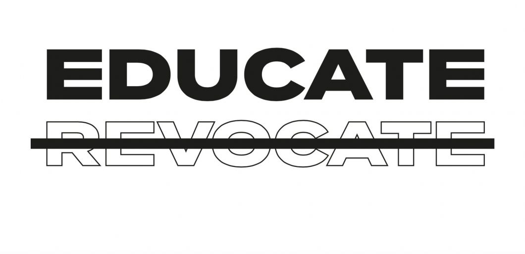 The Rainbow Venues unveil Educate Not Revocate campaign