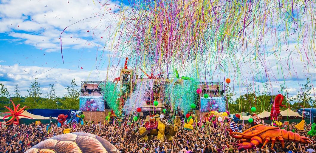 elrow Town London announces Fatboy Slim collaboration
