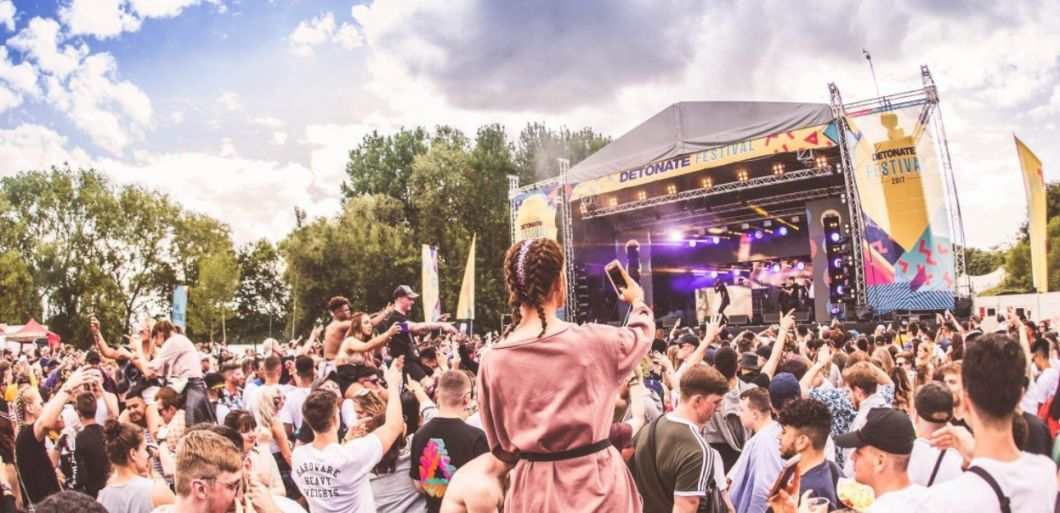 Detonate Festival 2018 line up unveiled
