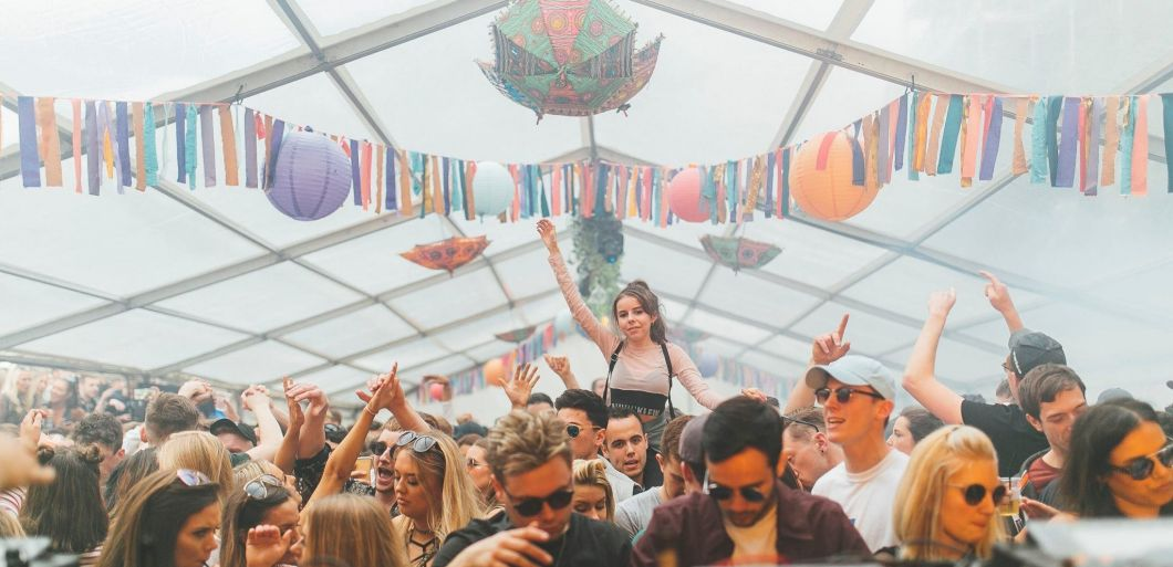The Garden Party Leeds announces Part One and Two line up