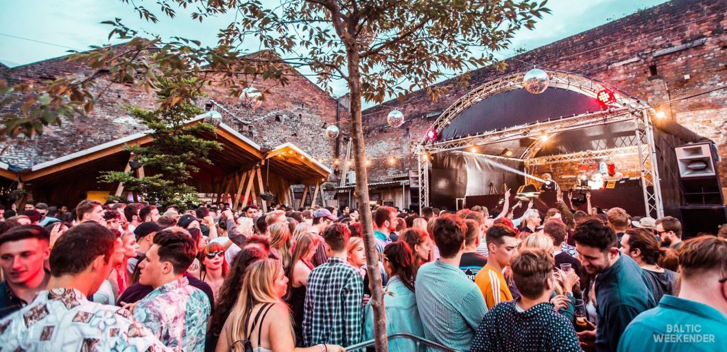 Further names confirmed for Baltic Weekender line up