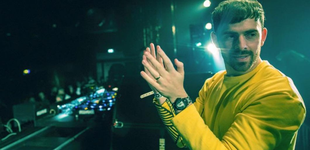 Patrick Topping Warehouse Project show announced