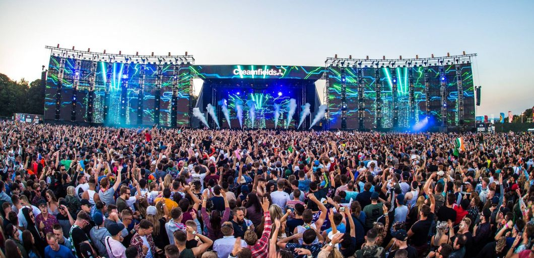 Creamfields unveil new orchestral performance