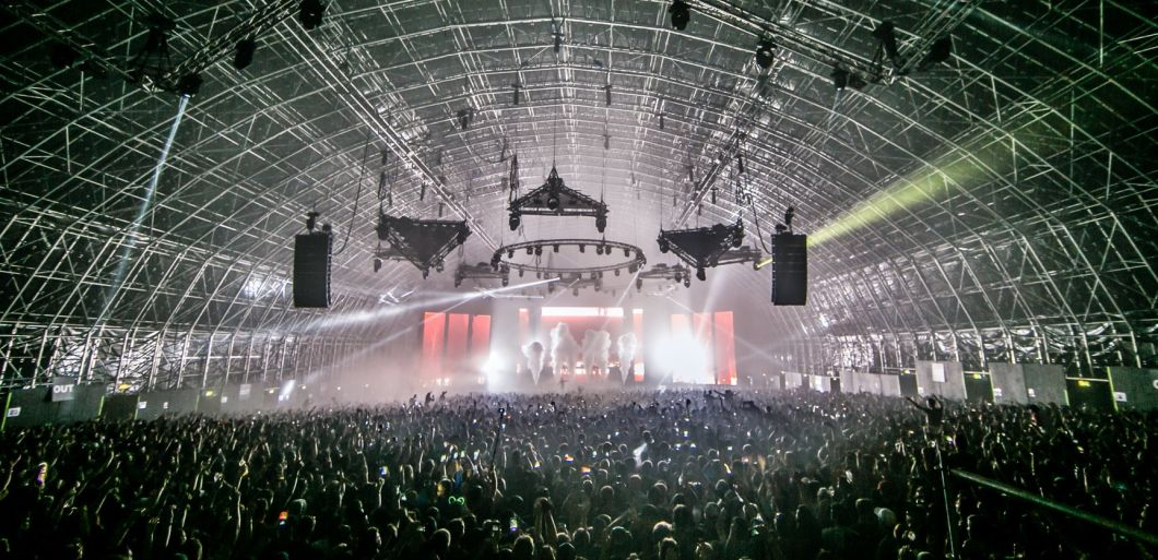 Steel Yard Eric Prydz and Carl Cox tickets announced
