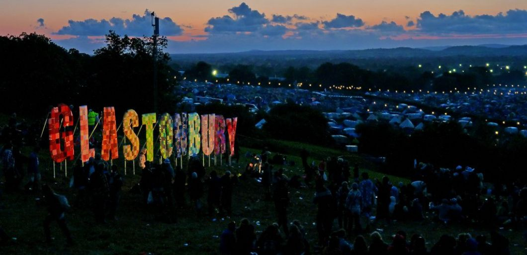 Stormzy announced as the first of Glastonbury headliners