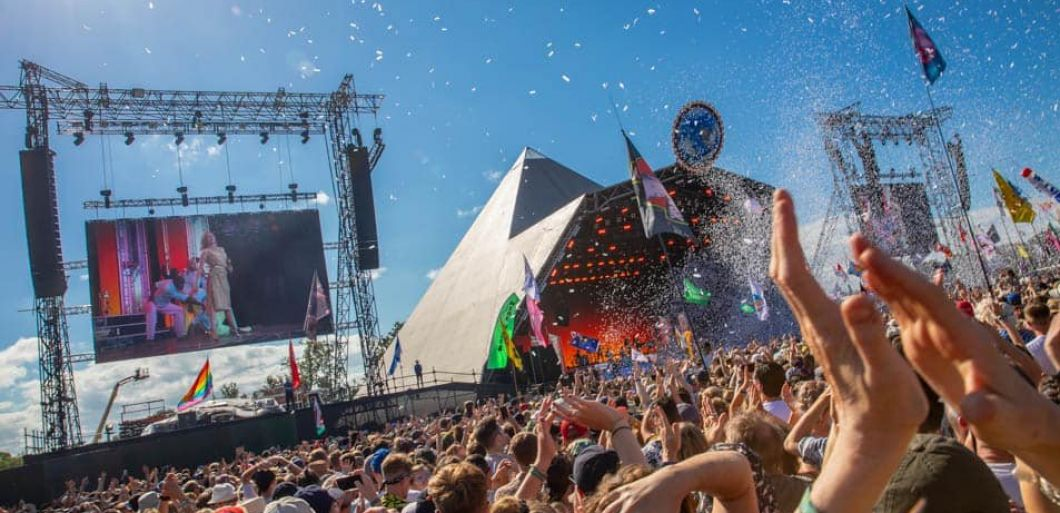 15 of the best photos from Glastonbury 2019