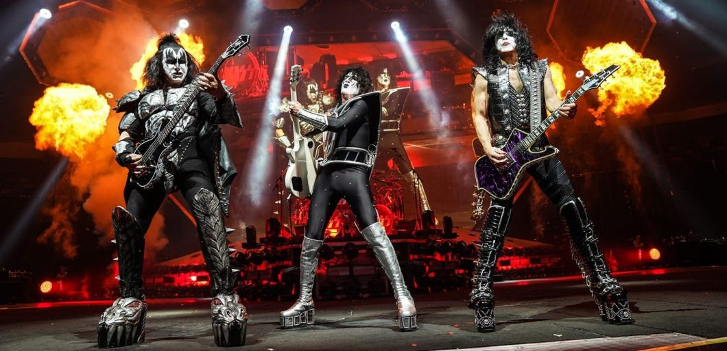 Download 2020 : KISS, Iron Maiden and System Of A Down set to headline