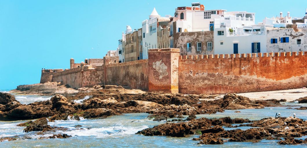 Party in an ancient Game of Thrones paradise at MOGA festival in Morocco