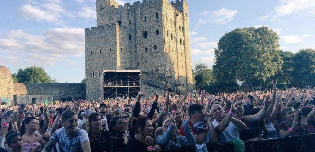 Rochester Castle gigs announced incl. The Libertines, UB40 & more
