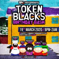 South Park Themed Drum & Bass event in Birmingham