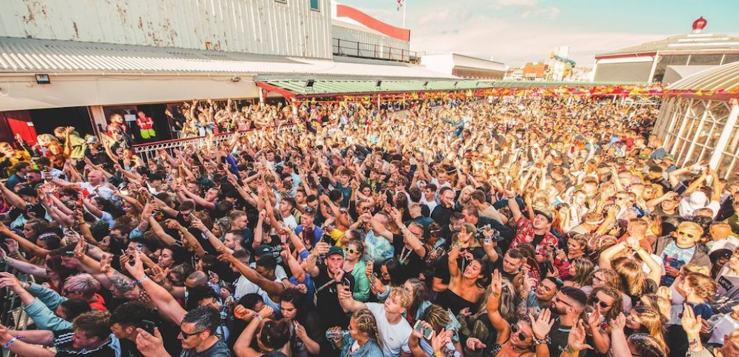 PierJam returns in 2021 with Chase & Status, DJ EZ & Holy Goof
