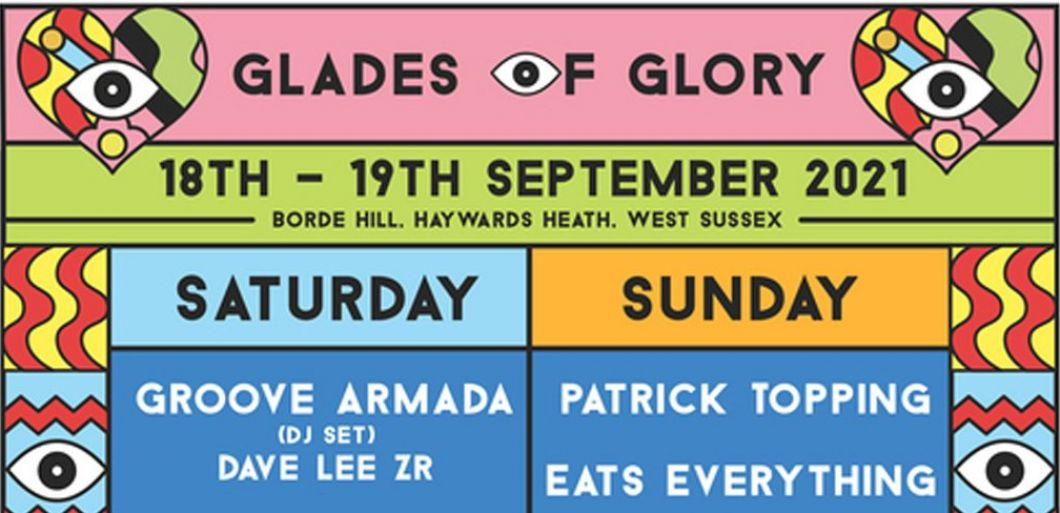 Glades of Glory Festival features a thrilling lineup