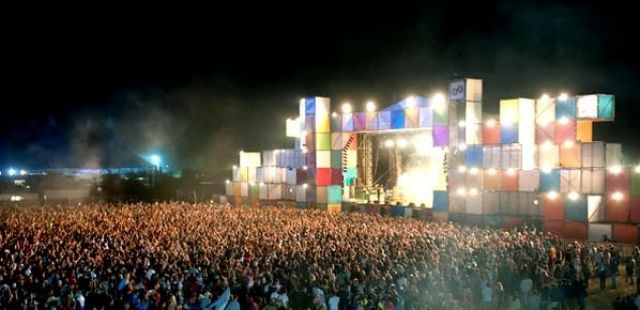 Born Electric @ GlobalGathering