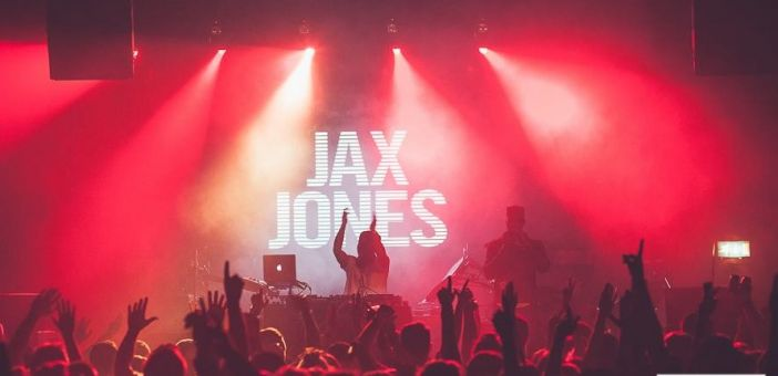 Jax Jones: the boy that's anything but blasé
