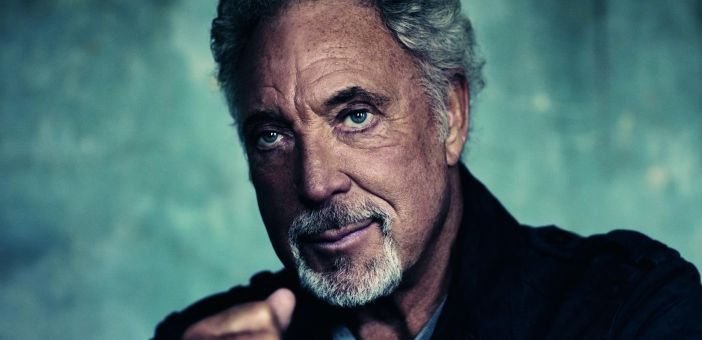 Tom Jones hits the UK as part of his world tour