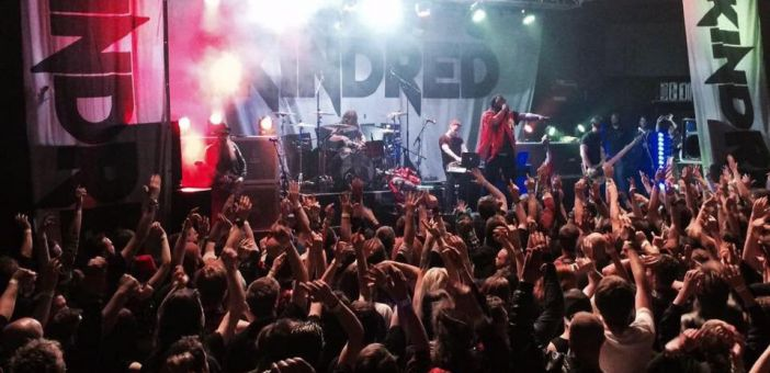 Review: Skindred at Craufurd Arms in Milton Keynes