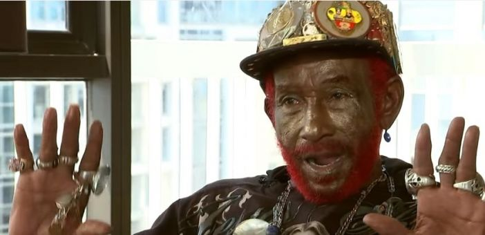 Lee Scratch Perry 80th birthday at Electric Brixton