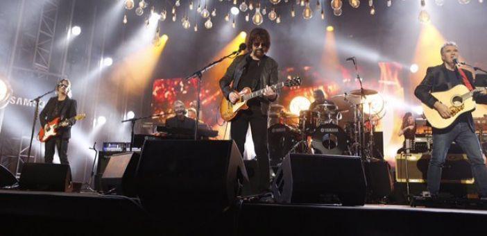 Jeff Lynne's ELO to play Glastonbury's legends slot