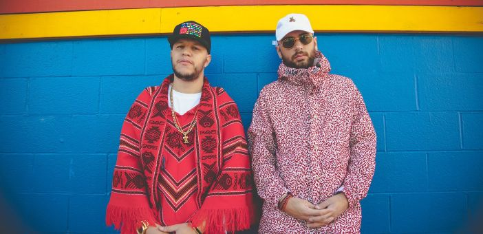 Amine Edge & DANCE Interview: Subtleties, aggressivity and style
