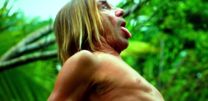 Iggy Pop unveils video for 'Sunday'