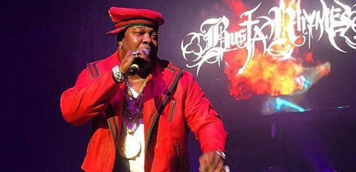 Busta Rhymes Plays Live In London This June