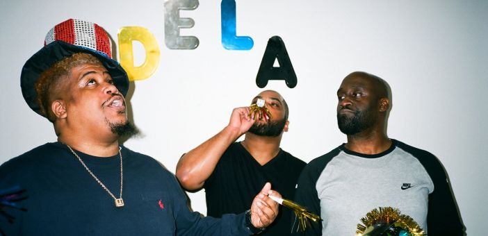 De La Soul set for Newport with Jeru The Damaja supporting