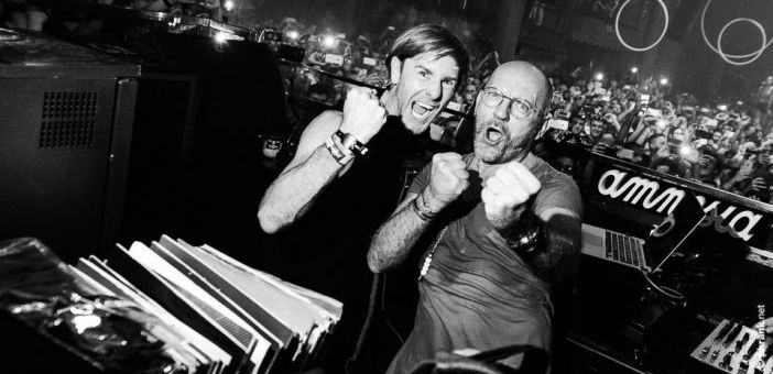 Cocoon with Richie Hawtin at Amnesia Ibiza review