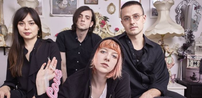 Dilly Dally interview: Touring is like going down on somebody