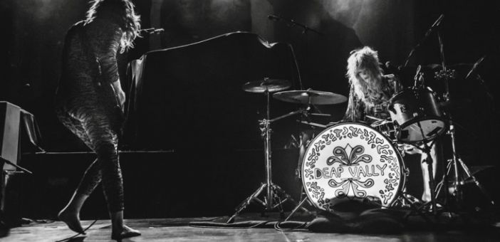 Deap Vally 'Femejism' review