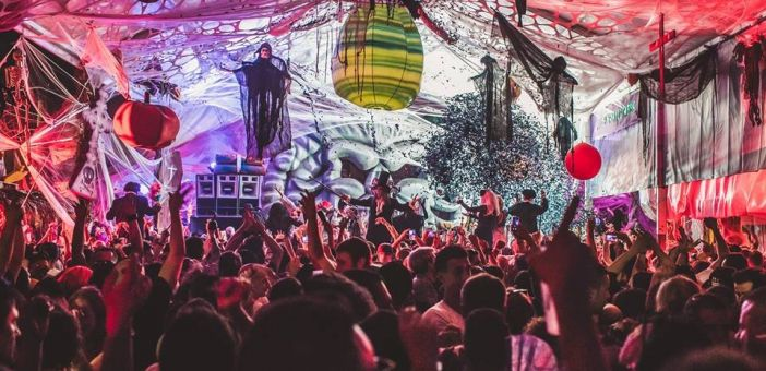 elrow barcelona halloween 2016 review