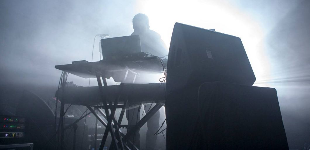 Nicolas Jaar at Old Granada Studios, Manchester review