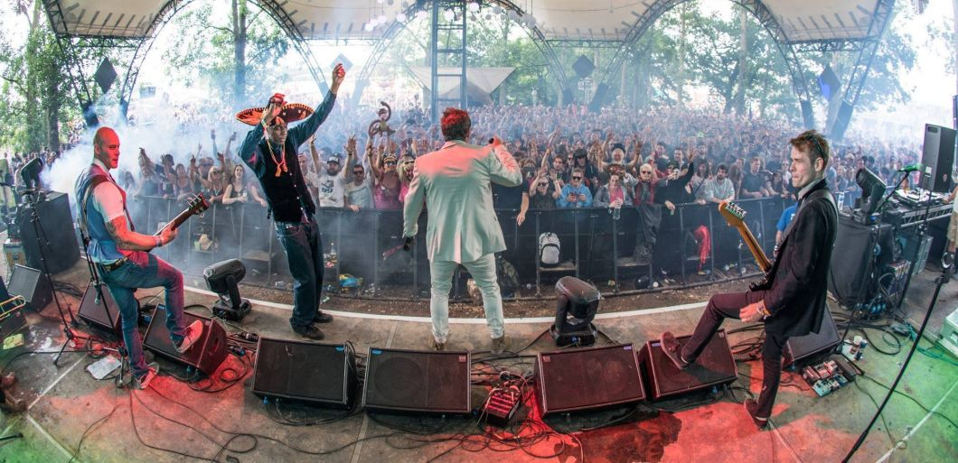 Dub Pistols interview: it's no secret that I liked to party and still do