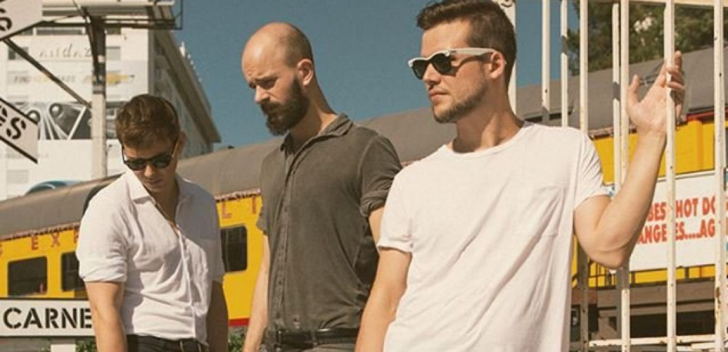 White Lies announced as first act to play  the British Sound Project