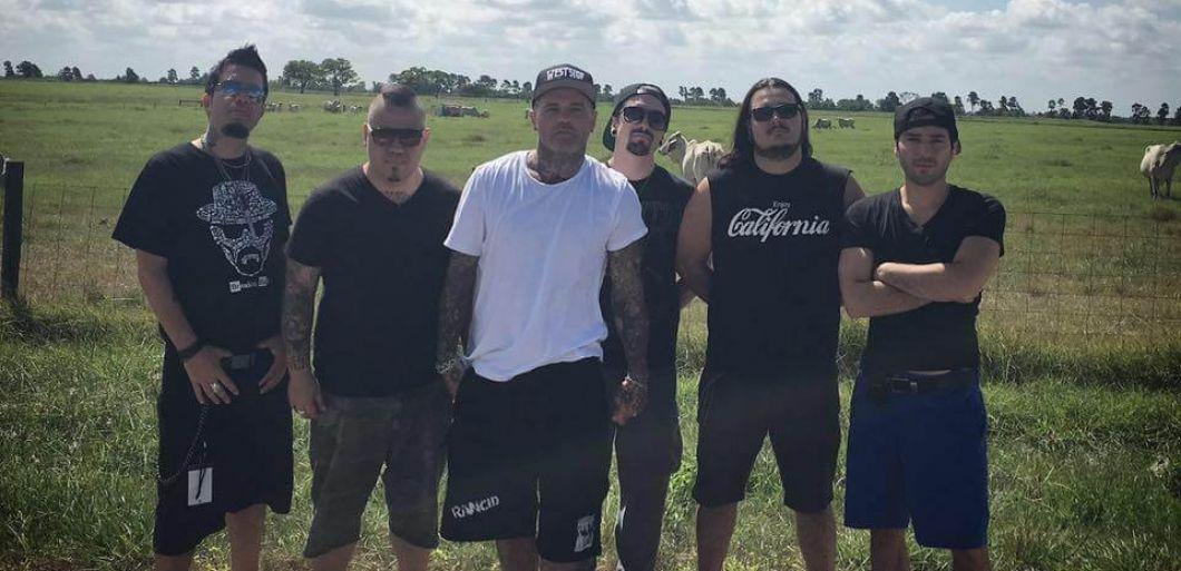Noughties rap rockers Crazy Town on tour