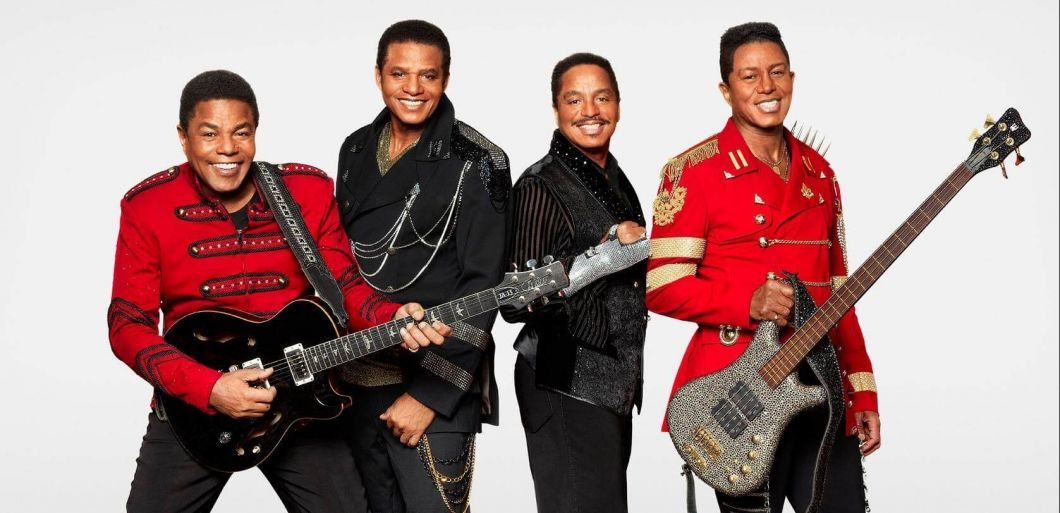 The Jacksons come to Scarborough