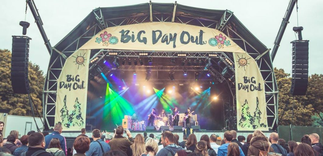 Big Day Out Festival unveils first names for 2017 line up
