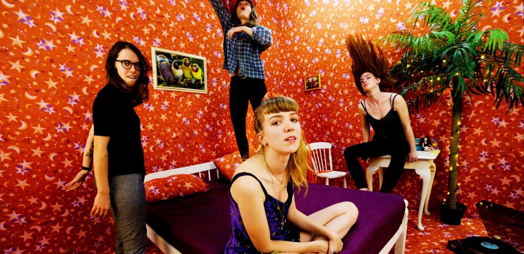 The Big Moon interview: Making our mums proud