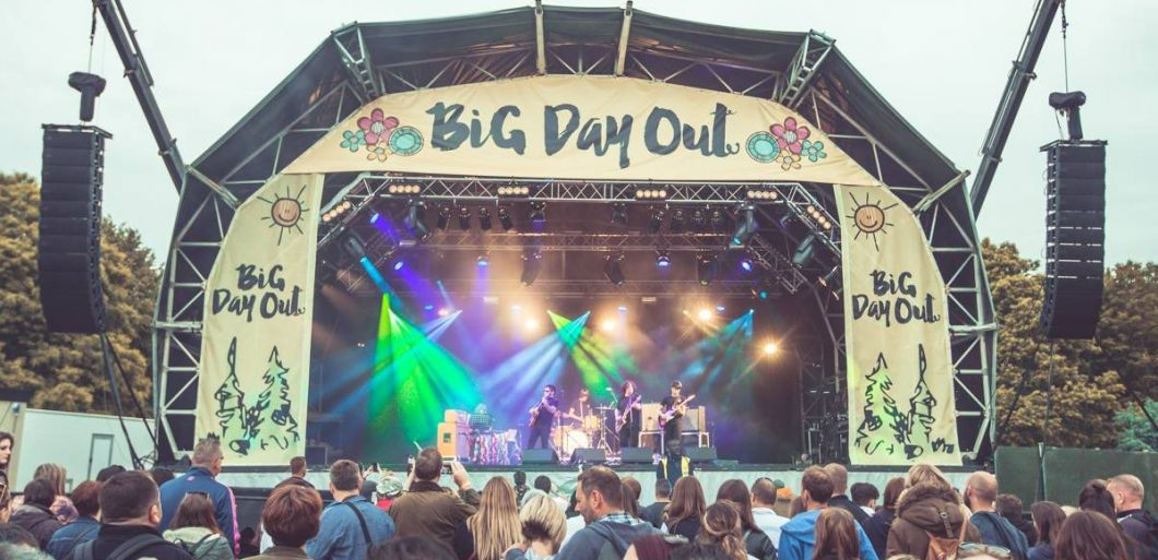Win four sets of family tickets for Big Day Out 2017