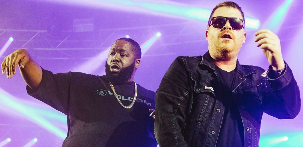 Run The Jewels announce massive Manchester show