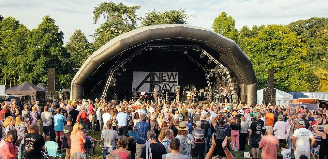 A New Day Festival brings classic rock to Kent this summer