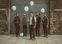 Glasgow Return for Irish Folk act The Eskies