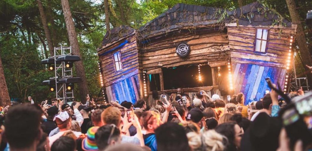 Skiddle to live stream from Forbidden Forest festival