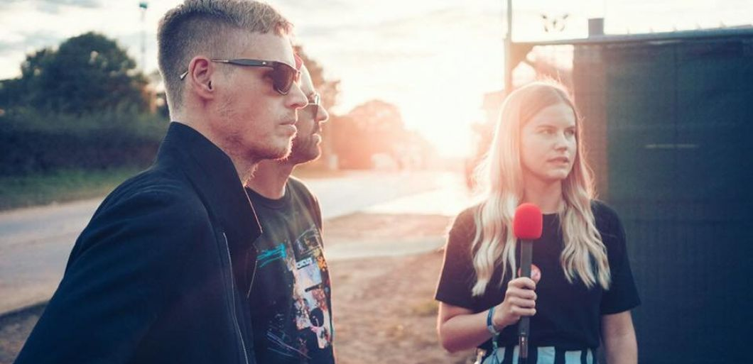 Watch interviews from Creamfields 2017